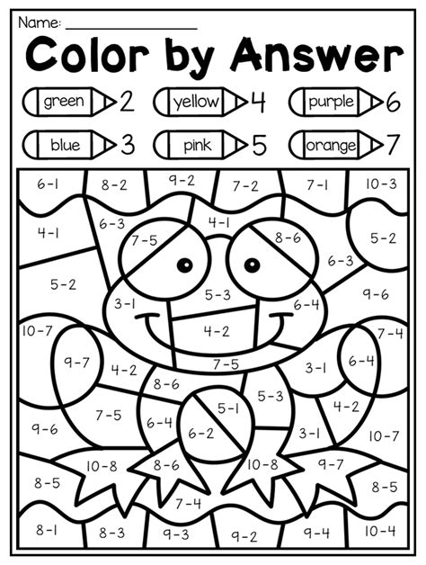 kindergarten math and literacy worksheet pack