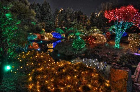 best denver botanic gardens lights denver botanic gardens