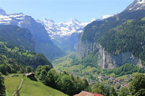 Til I Must Visit Lauterbrunnen Switzerland Immediately