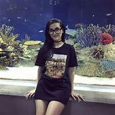 at the aquarium...