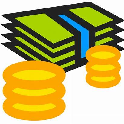 Money Clipart Stack Cartoon Clip Library Clipartix