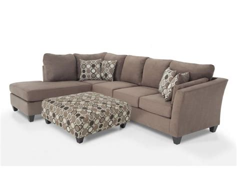 Bobs Furniture Living Room Sectionals by Libre Ii 3 Right Arm Facing Sectional Sectional