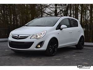 Opel Corsa Color Edition : 2011 opel corsa 1 4 twinport color edition 5 drs car photo and specs ~ Gottalentnigeria.com Avis de Voitures