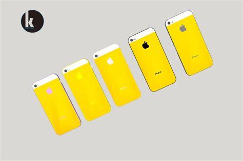 iphone 6c colors iphone 6c render finalized by kiarash kia concept phones Iphon