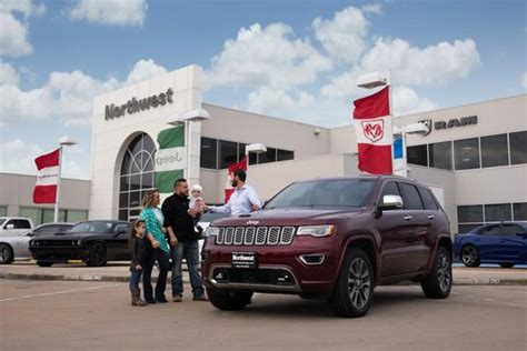 northwest dodge chrysler jeep ram car dealership