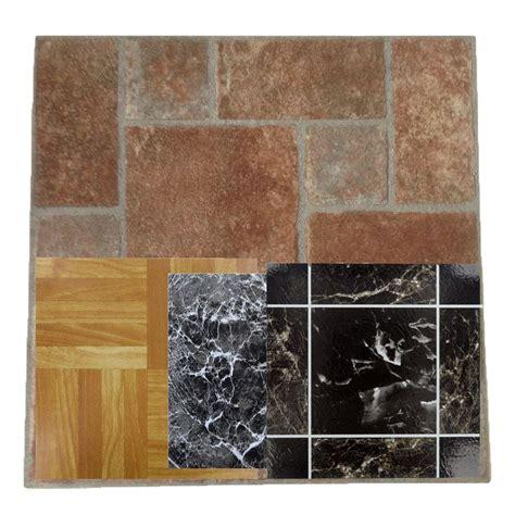 Pcs Wood Vinyl Floor Tiles  Adhesive Stick  House