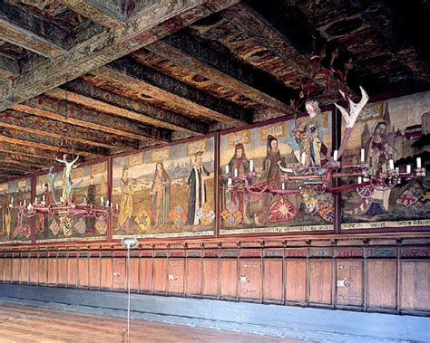 das rathaus von lueneburg monumente