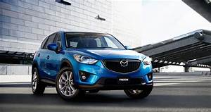 2014 Mazda CX-5 – A compact sport-utility vehicle that is ...