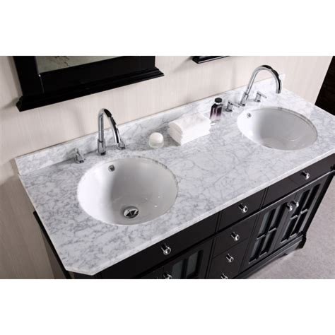 kitchen faucet one 48 inch sink bathroom vanity homesfeed