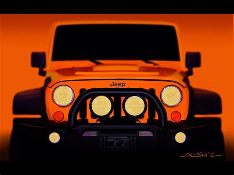 Jeep Logo Wallpapers