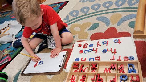 Montessori Method | Friends School of Wilmington