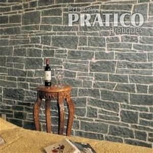 Papier Peint Fausse Pierre : comment faire un mur de fausses pierres en tapes ~ Dailycaller-alerts.com Idées de Décoration