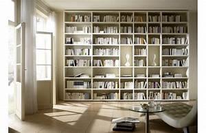 Grande Bibliothèque Murale : grande biblioth que murale books pinterest hogar ~ Teatrodelosmanantiales.com Idées de Décoration