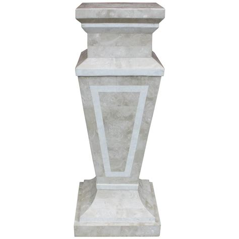 Pedestal Building by Tessellated Pedestal For Sale At 1stdibs