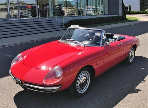 1967 Alfa Romeo Spider For Sale #1995074  Hemmings Motor News