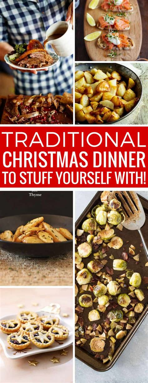 I will also be letting you know what's on our menu. How to Cook a Traditional Christmas Dinner Menu You'll ...