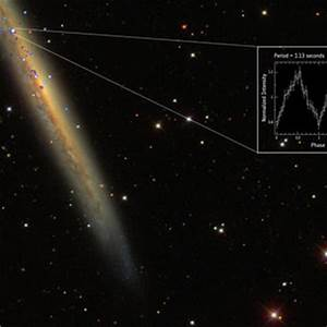 The brightest, furthest pulsar in the Universe / Space ...
