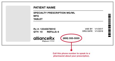 primemail phone number welcome to alliancerx walgreens prime