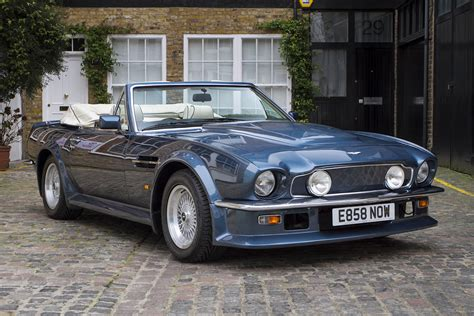 aston martin v8 volante 1988 aston martin v8 volante photos informations