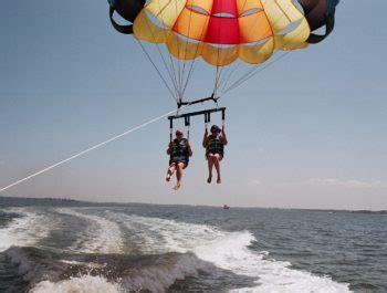 parasailing outer banks duck  manteo kitty hawk kites