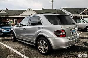 Laderaumabdeckung Mercedes Ml W164 : mercedes benz ml 63 amg w164 4 october 2013 autogespot ~ Jslefanu.com Haus und Dekorationen