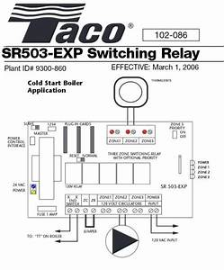 Taco Sr503-exp With Venstar T5800