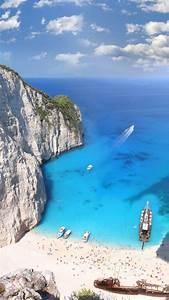 zaykanthos island beach greece - Wallpaper - 3D Wallpapers