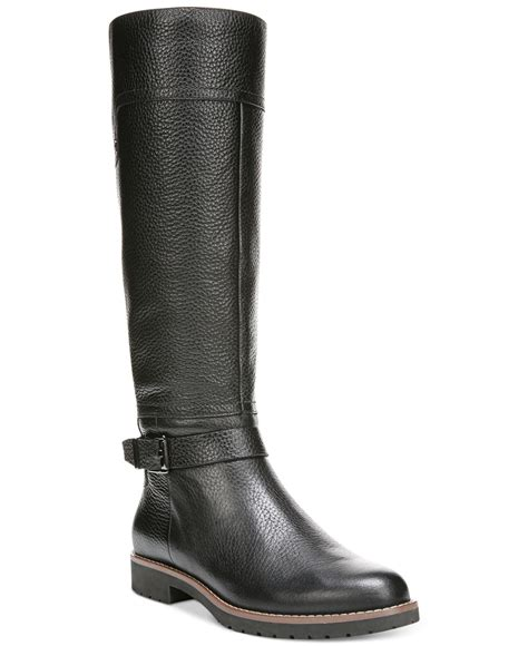 lyst franco sarto chandler tall boots black