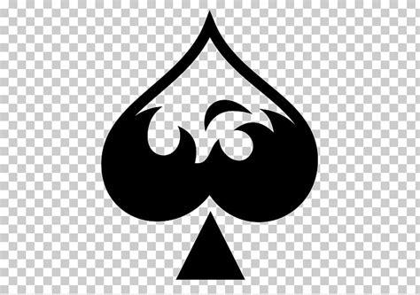 black ace  spades logo
