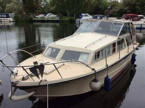 Freeman Boats Uk by Freeman 24 Boat For Sale Quot Crespa Quot At Jones Boatyard