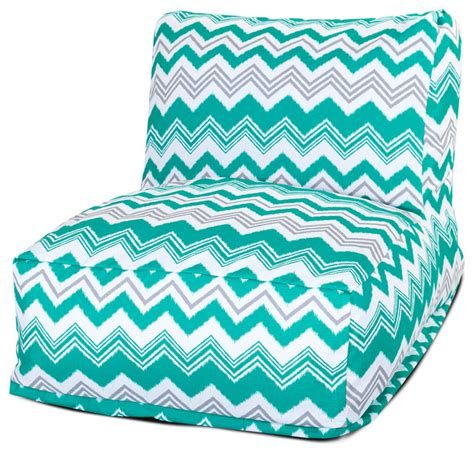 outdoor pacific zazzle bean bag chair lounger