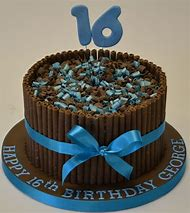 Boys 16th Birthday Cake Ideas