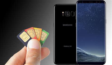size   samsung galaxy    sim card