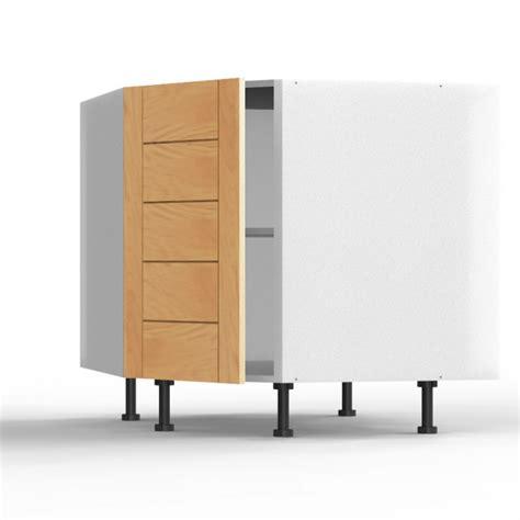 meuble bas cuisine 40 cm largeur mon espace maison meuble bas angle cuisine chene massif