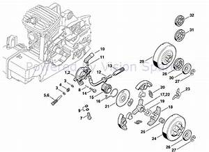 Stihl Chainsaw Parts Diagram 029 Farm Boss
