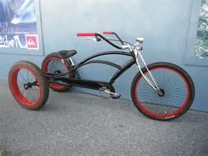 Custom Rat Rod Beach Cruiser Bicycle