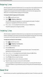 Yealink W52p Ip Dect Phone User Manual