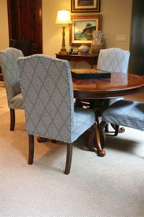 custom slipcovers  shelley parson chairs
