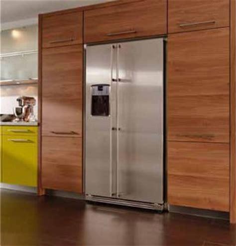 O+f Classic Side By Side Kühlschrank Mit Dispenser