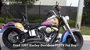 Harley Davidson Fatboy Custom Paint Jobs