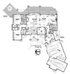 luxury house floor plan 5 bedroom 4 5 bath sleeps 14 floor plans golf course