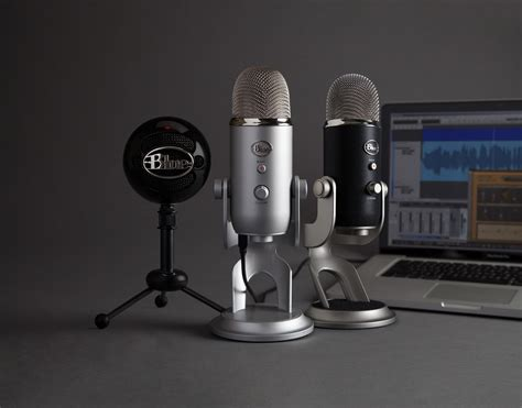 Blue Microphones Announces Usb Studio Series, All-in-one