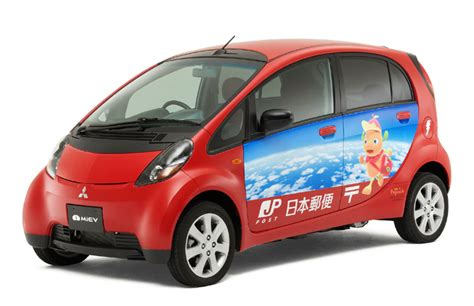 Mitsubishi Miev Lease by Mitsubishi To Lease I Miev Electric Vehicle In Australia