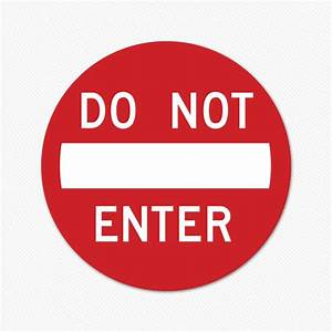 Do Not Enter Door Sign Do Not Enter Sign for Bedroom