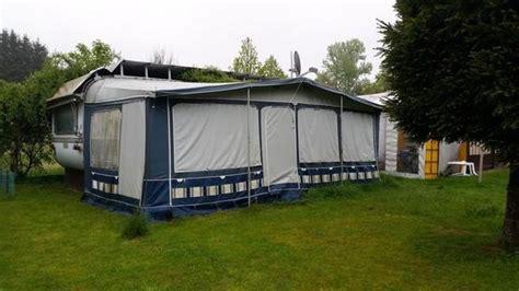 wohnwagen mit vorzelt wohnwagen mit vorzelt und autoabstellplatz auf xl platz zu verkaufen in tettnang kaufen und