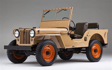 old jeep 1945 jeep cj2a classic drive motor trend