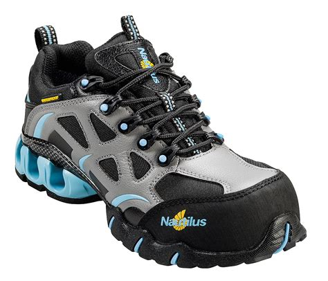 nautilus safety footwear womens composite toe electrical