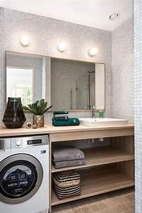 Salles de bain decouvrez des salles de bain qui possede for Miroir salle de bain original