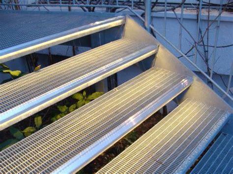 Stufenbeleuchtung Außen by Treppenkantenprofile Treppenprofile Treppen Beleuchtung