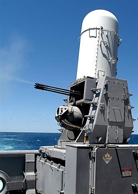Mk 15 Phalanx Closein Weapons System (ciws